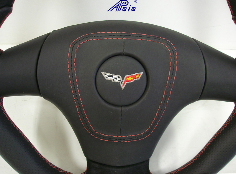 C6 SDX SW-EB+PEB+SA w-core exchange airbag cover-6-close shot