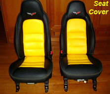 C6 Seat Cover small image-191