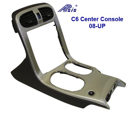 C6 Silver CF-Center Console-2008-1-450