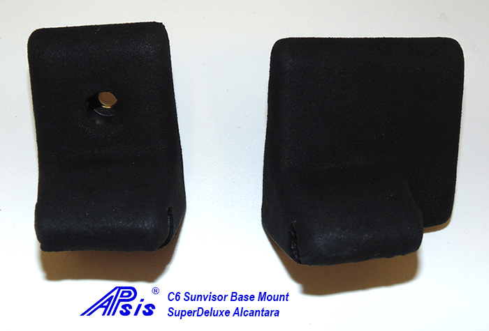 C6 Sunvisor Base Mount-SA-1