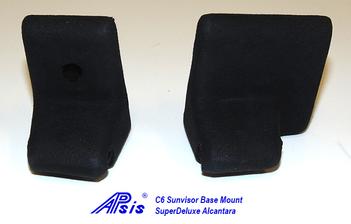 C6 Sunvisor Base Mount-SA-2
