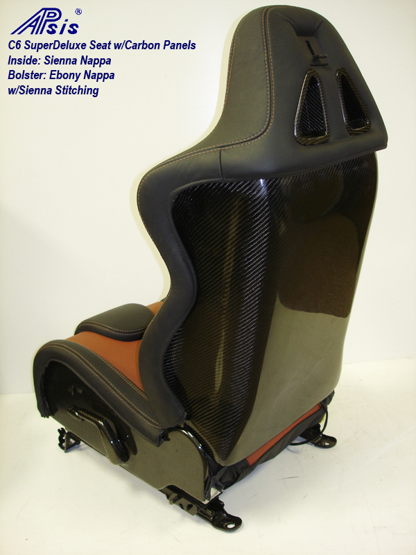 C6 SuperDeluxe Seat w-carbon-eb+sienna-show back-1
