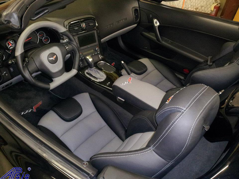 C6 UltraDeluxe Seat-ebony+dark titanium-from mike-4