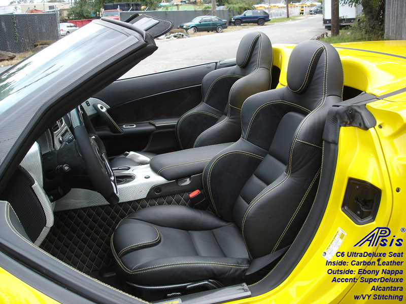 C6 UltraDepuxe Seat-EB+CL+SA-installed on jerseys car-driver view-4