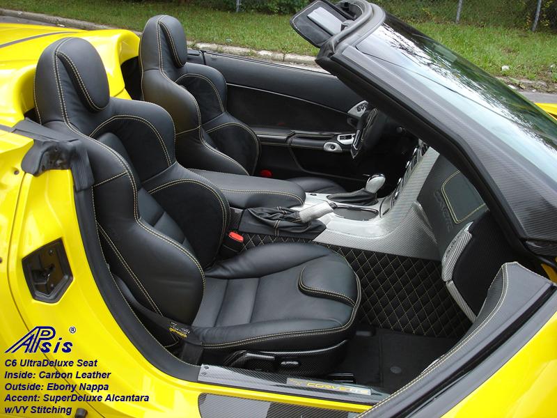 C6 UltraDepuxe Seat-EB+CL+SA-installed on jerseys car-pass view-4