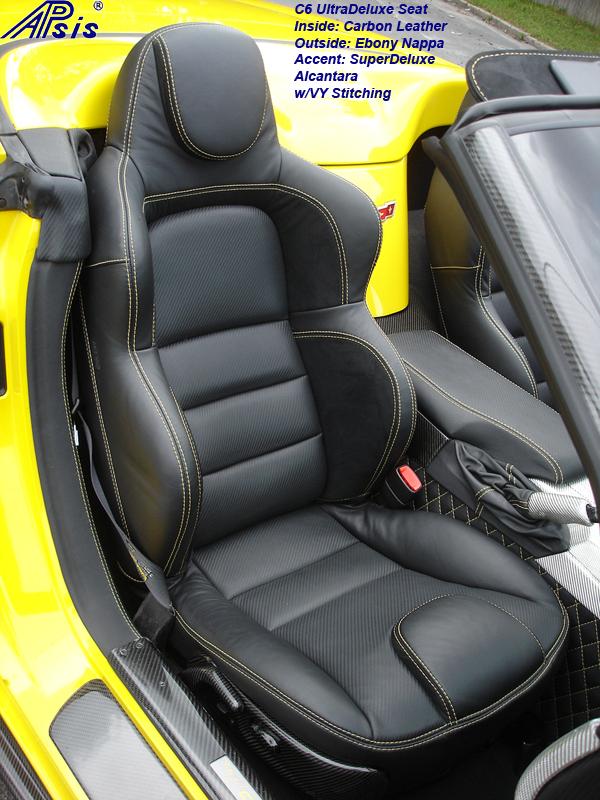 C6 UltraDepuxe Seat-EB+CL+SA-installed on jerseys car-pass view-6-single