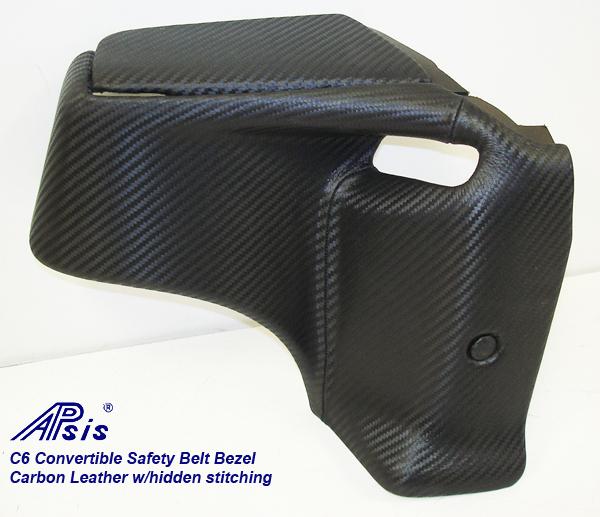 C6 Vert Safety Belt Bezel-1