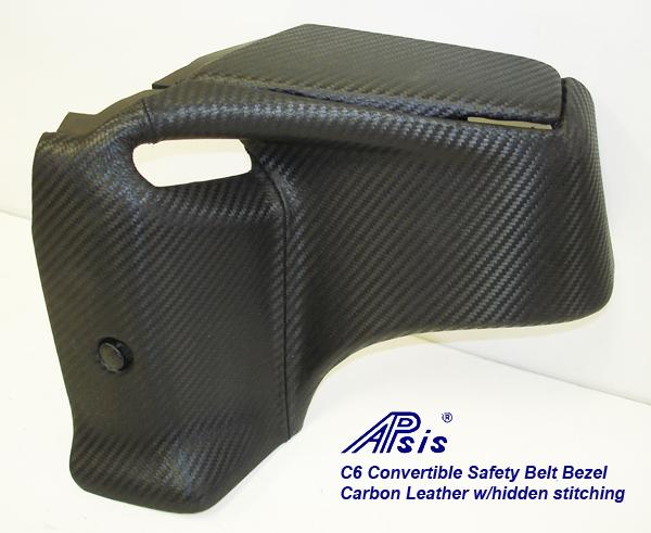 C6 Vert Safety Belt Bezel-2