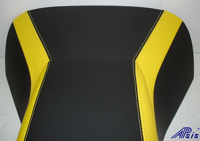 C6 Waterfall+Armrest-EB w-VY stripe w-tweety bird-close shot-1