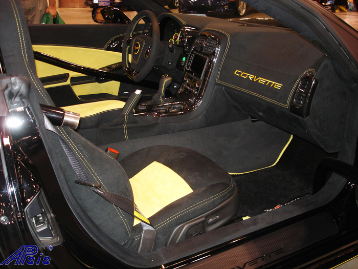 C6 Whole Interior-all alcantara w-yellow stitching-lou-8