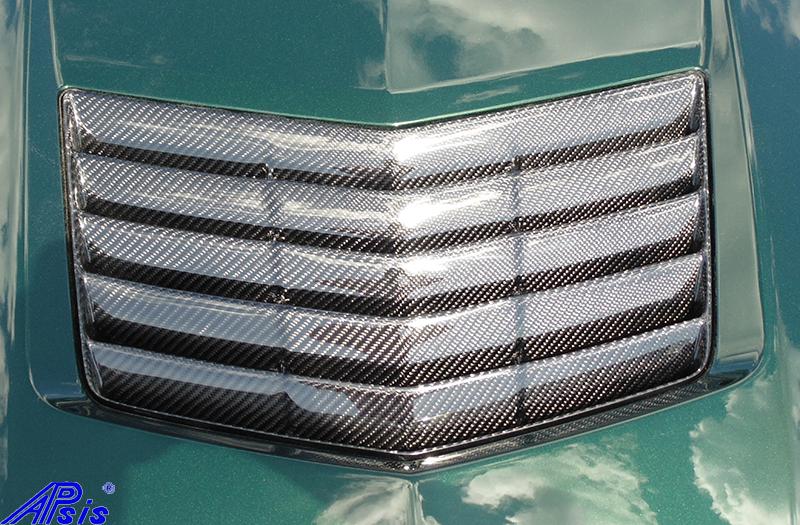 C7 Hood Air Vent-installed jerseys vert-3 crop