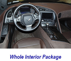 C7 Whole Interior-matte-jerseys car-1a 250