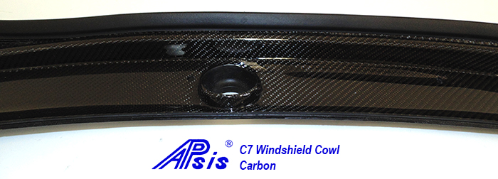 C7 Windshield Cowl-CF-individual-9 close shot