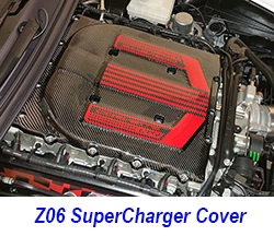 C7Z06SUPERCHARGERCOVERREDINST7 250