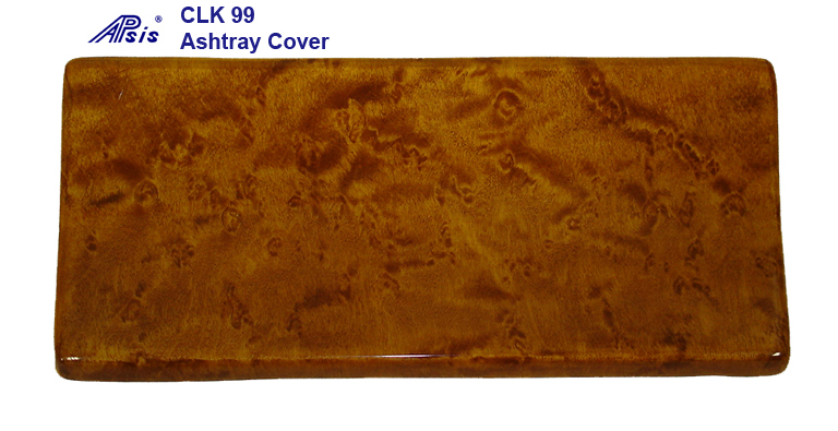 CLK 99 Golden Birdseye-Ashtray Cover-1-done