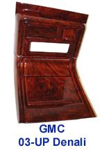 Denali 03-UP Floor Console - 150 w-description