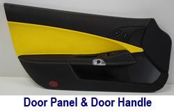 Door Panel & Door Handles 250 -1