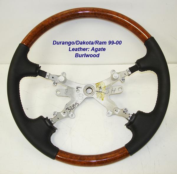 Durango 99-00-agate-burlwood