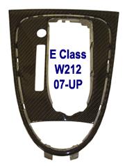 E Class (W211) 07-UP Shifter Bezel- 180