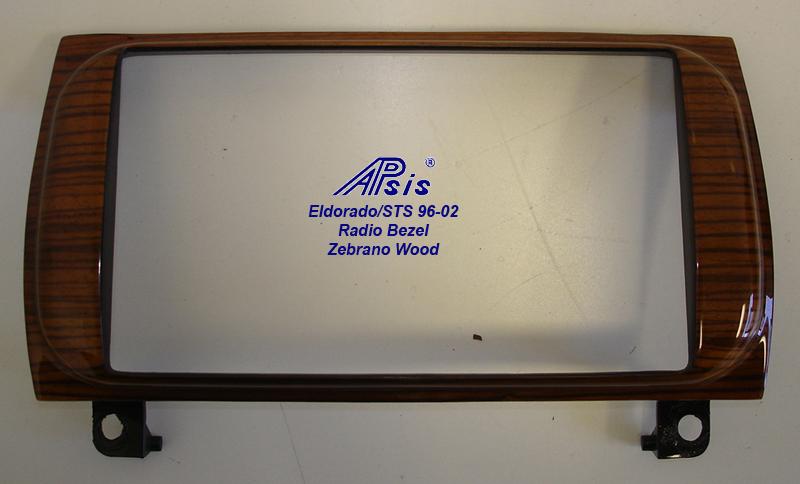 Eldorado Radio Bezel-zebrano-2
