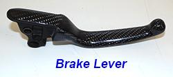 FLH Brake Lever-CF-individual-1 250