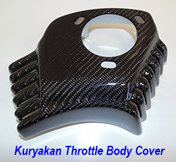 FLH Kuryakan Throttle Body Cover-individual-1 250