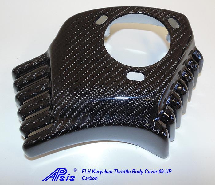 FLH Kuryakan Throttle Body Cover-individual-2