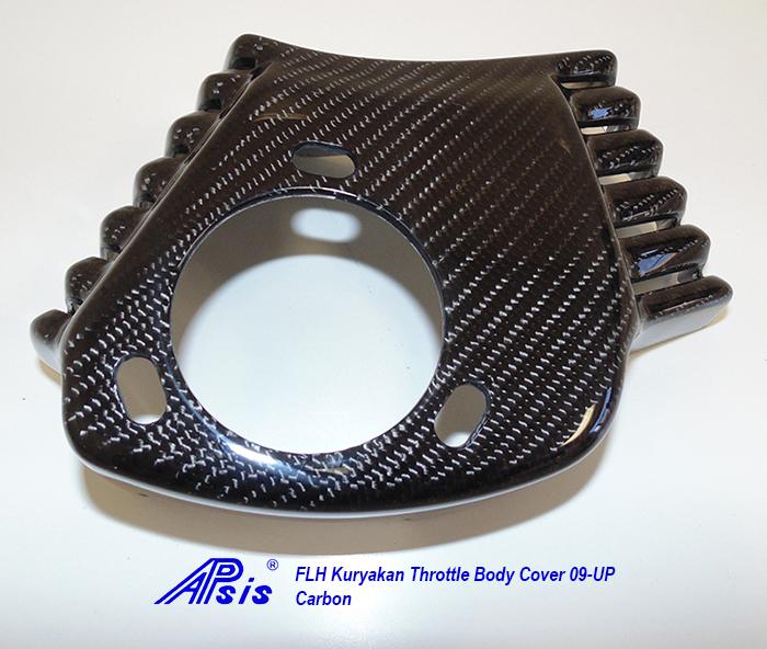 FLH Kuryakan Throttle Body Cover-individual-5