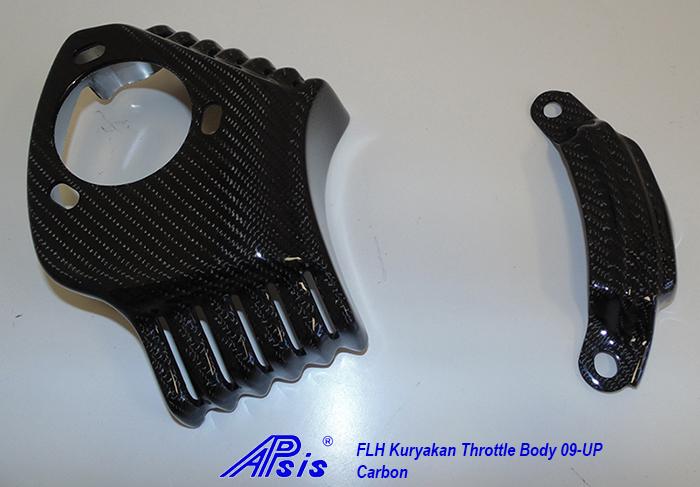 FLH Kuryakan Throttle Body Cover-individual-6