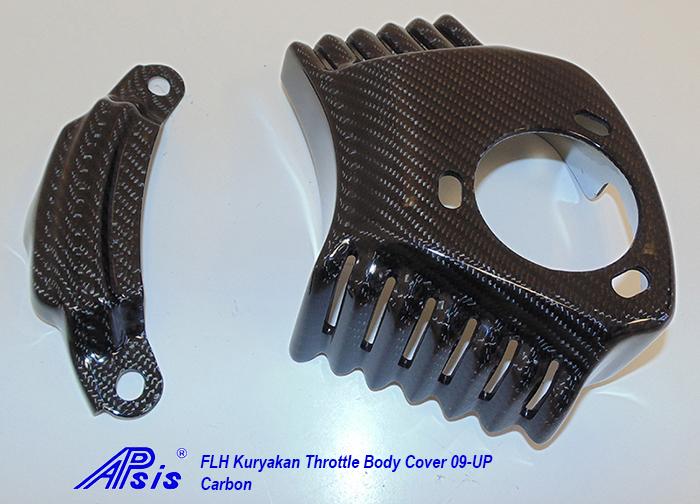 FLH Kuryakan Throttle Body Cover-individual-7