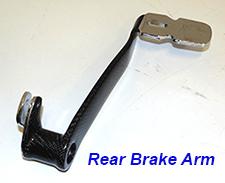 FLH Rear Brake Arm-individual-4