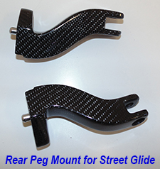 FLH Rear Peg Mount-individual-1 225