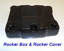 FLH Rocker Box & Rocker Cover-CF-individual-1 250