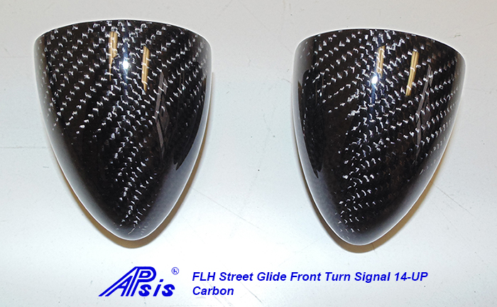 FLH Street Glide Front Turn Signal only-pair-2