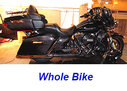 FLH Whole Bike-installed-taken at warehouse-2 250
