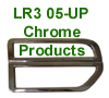 LR3 Chrome Products - Air Intake Bezel - 100