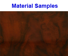 Material Samples Main Page LOGO