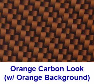 Orange Color CF -1