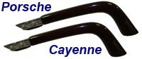 Porsche Cayenne Floor Handles - MOE Burlwood - 200