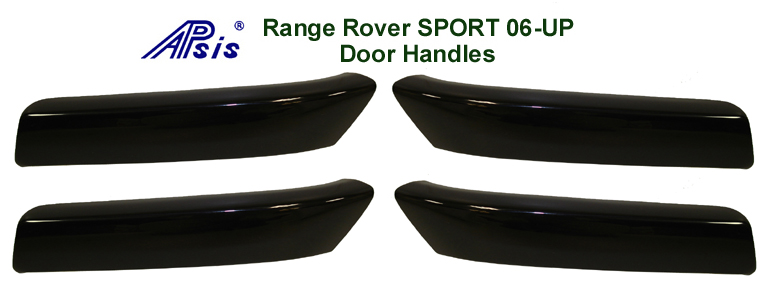 R.R.SPORT-Black Piano-PF Door Handle-768