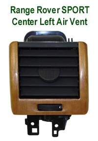 R.R.SPORT Cherry-Center Left Air Vent-200