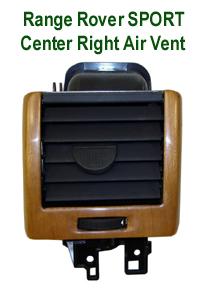 R.R.SPORT Cherry-Center Right Air Vent-200