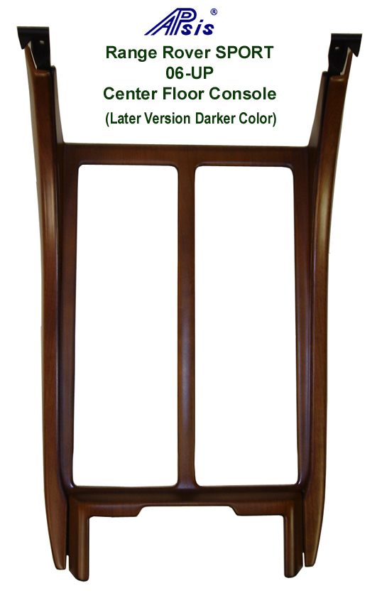 R.R.SPORT-Cherry-Floor Console Combined-new darker color-538