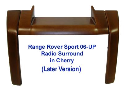 R.R.SPORT-Cherry-Radio Surround-darker color-400