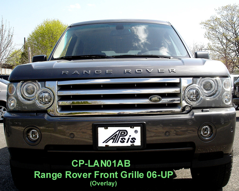 Range Rover 06-S.S.-Front Grille - 768
