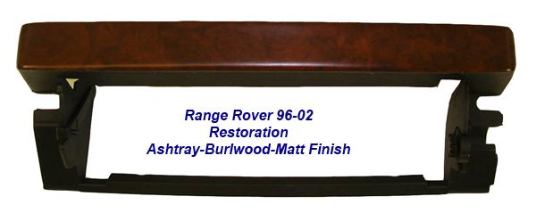Range Rover 96-02-ashtray Frame-after restoration-2-done