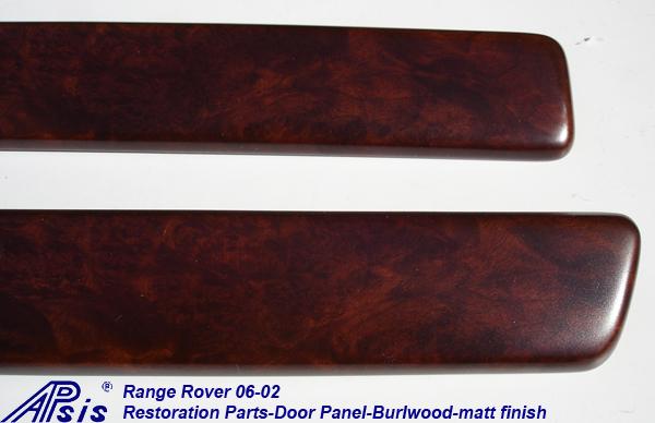 Range Rover 96-02-door panel-after restoration-close shot-1