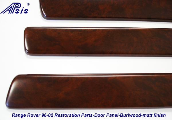 Range Rover 96-02-door panel-after restoration-close shot-2