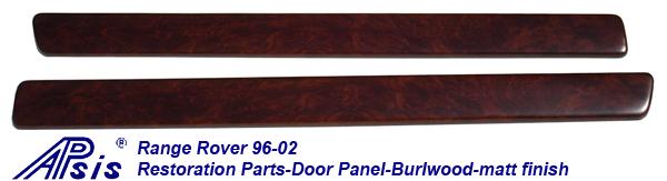 Range Rover 96-02-door panel-after restoration-pair-3