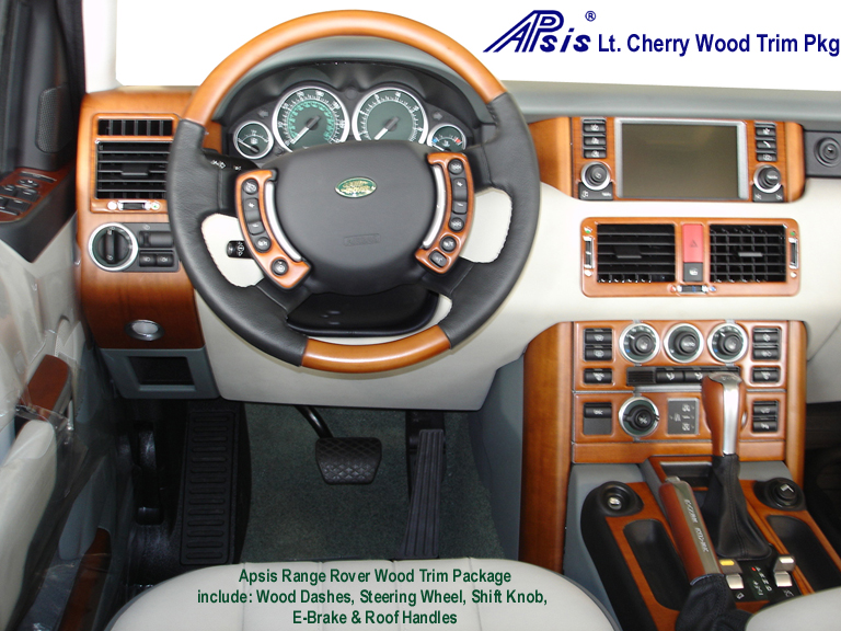 Range Rover Full Dases-Lt. Cherry-left view - 768